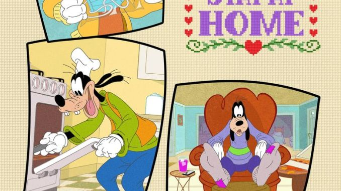 Disney Presents Goofy In How To Stay At Home S01E04