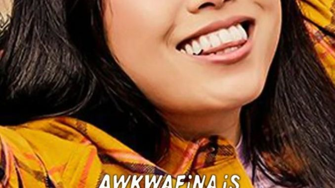 Awkwafina is Nora From Queens S02E10