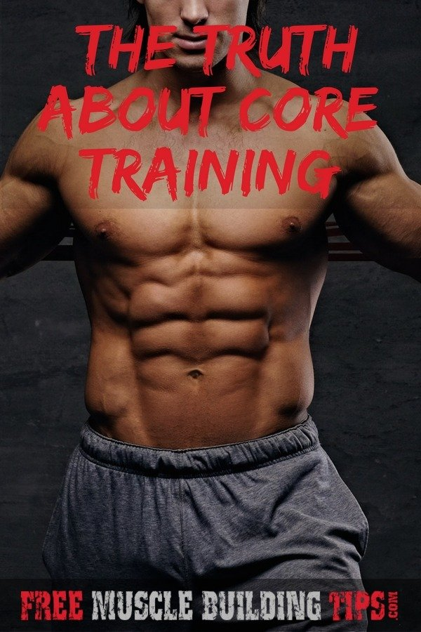Want to get six pack abs and develop a strong core? Discover the truth about core training and the best exercises to get six pack abs. #coretraining #sixpackabs