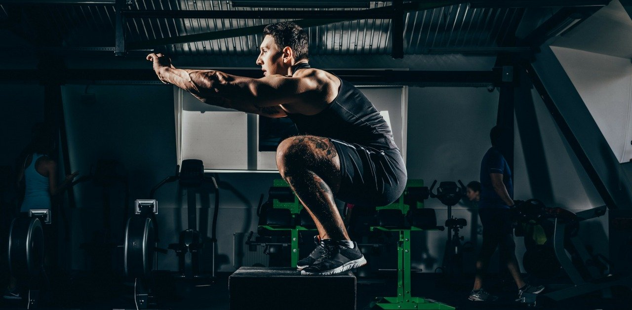 Build Muscle and Burn Fat With This Two-Minute Workout
