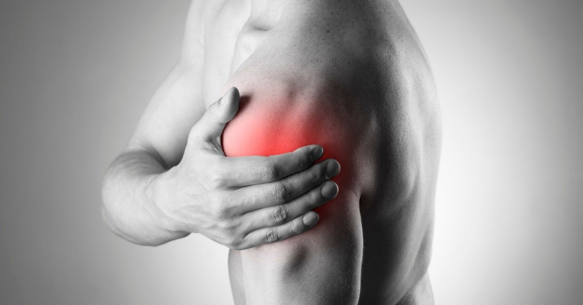 Isometric Shoulder Abduction Exercise