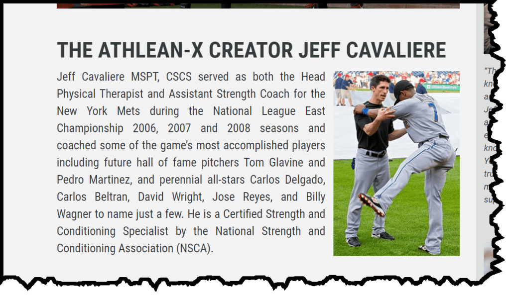 About Jeff Cavaliere
