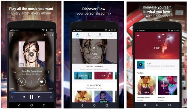 Deezer Premium Free Android & iOS (Latest Version)