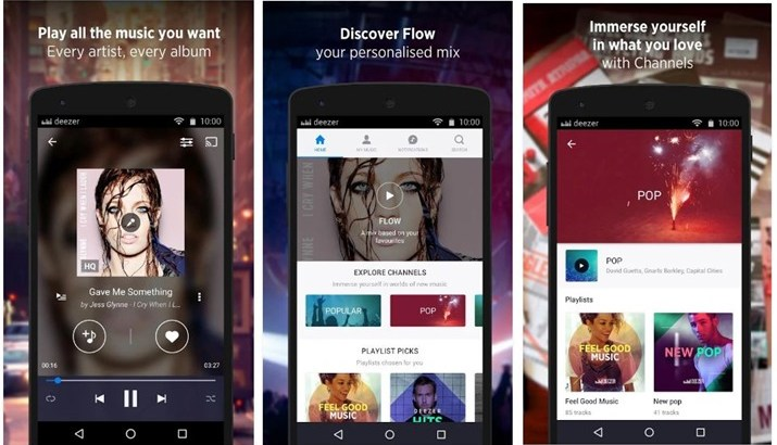 Dezeer Premium Download Songs & Music Player