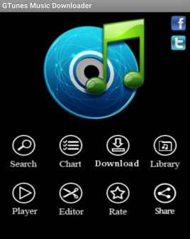 Gtunes Music Downloader Pro