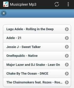 music pleer app