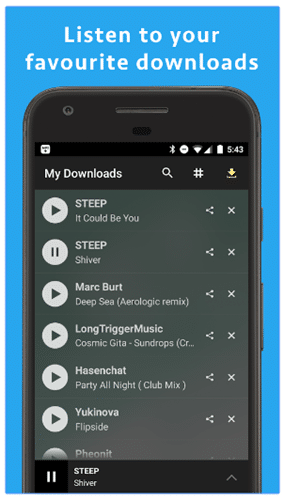 MP3 Music Download Hunter features