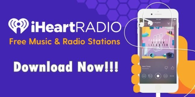 Download iHeartRadio Listen To Free Music Online Without Downloading