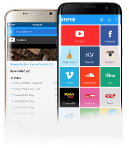 KeepVid Android