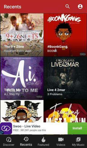 my mixtapez no ads apk