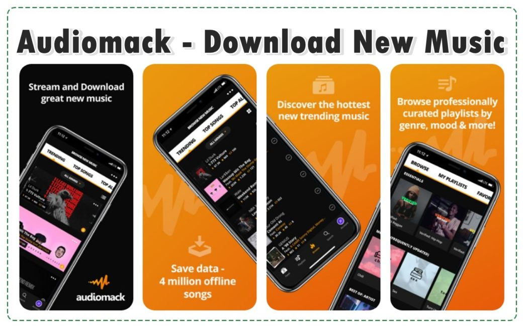 audiomack ios