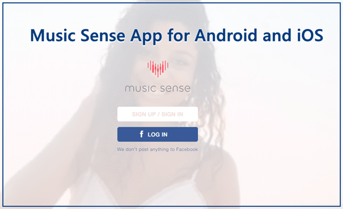 Music Sense App for Android and iOS Latest Version