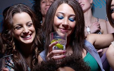 alcohol abuse in teen girls