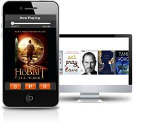 7 Day Free Trial of Audio Book Plus one Free Book
