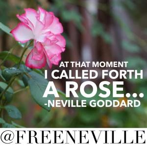 feel_it_real_quote_neville_goddard_rose_story