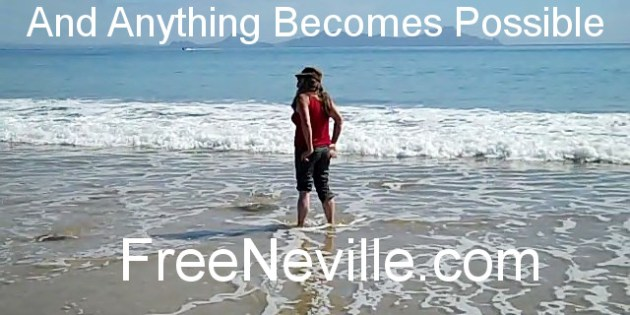 Am I Being Punished?  Why Can't I Get What I Want? – Free Neville Goddard