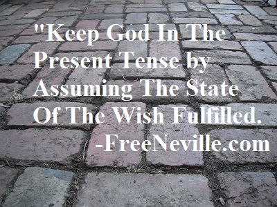 Will This Affirmation Work? – Free Neville Goddard
