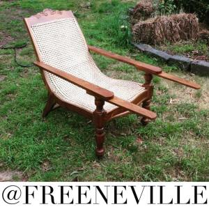 neville goddard berbice chair