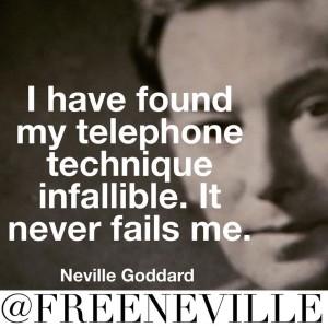 neville_goddard_telephone_technique