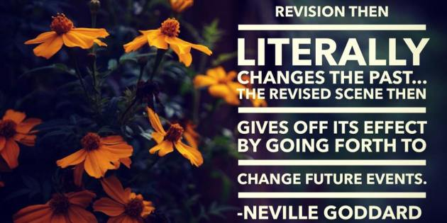 What to do When Things Don't Go Your Way – Revision Part 1 – Free Neville Goddard