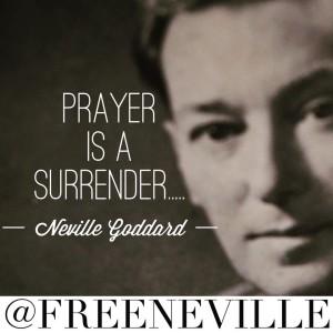 neville_goddard_quote_prayer_surrender