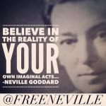 How To Walk In The State of The Wish Fulfilled – Free Neville Goddard