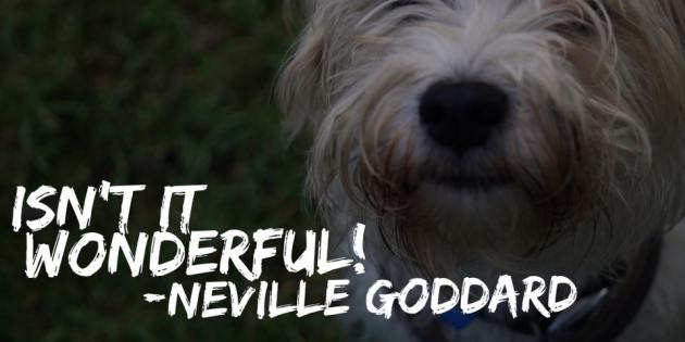 Free Neville Goddard – How you can get beyond guilt.