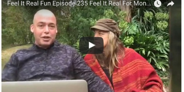 Feel It Real Fun # 235-  Feel It Real For Money – Victor Goddard's Super Secret