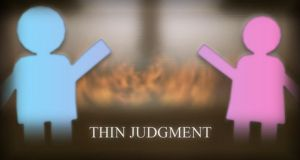 Thin Judgment Game Download