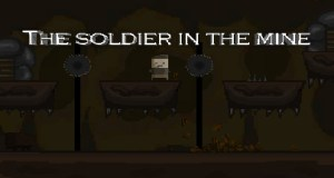 The soldier in the mine Free Download