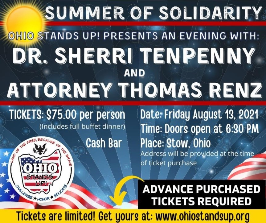 SUMMIT:  Summer of Solidarity with Ohio Stands Up!