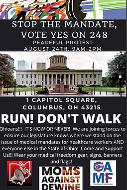 FRANKLIN:  Stop the Mandate, Vote 'YES' on HB 248