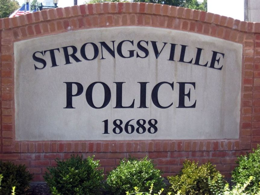 CUYAHOGA:  Strongsville GOP Back The Blue Rally