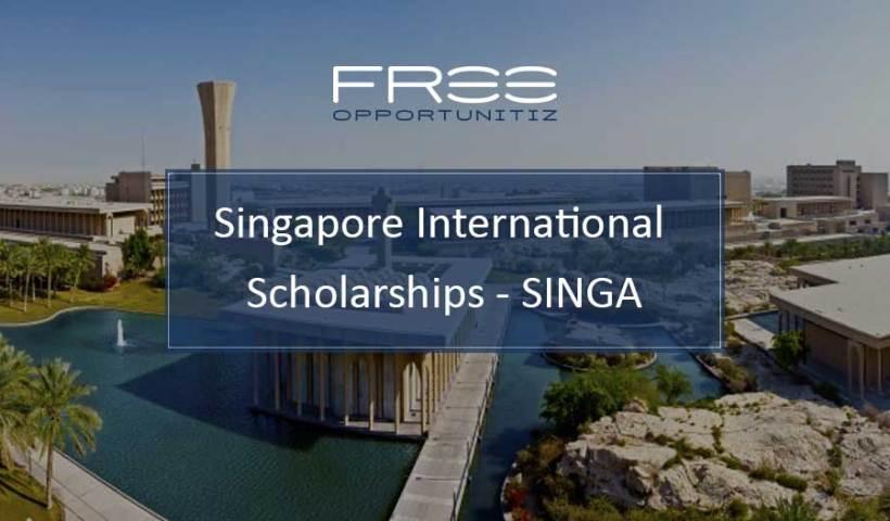Singapore International Scholarships