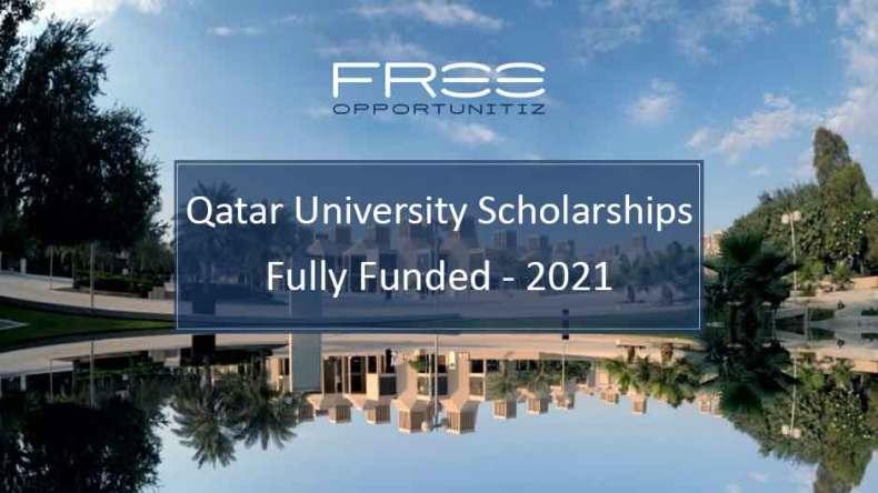 Qatar University Scholarships