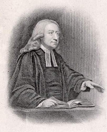Rev. John Wesley (1703-1791)