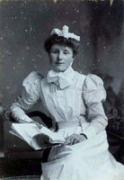 Lucy Mary Payne, Derby, 1898