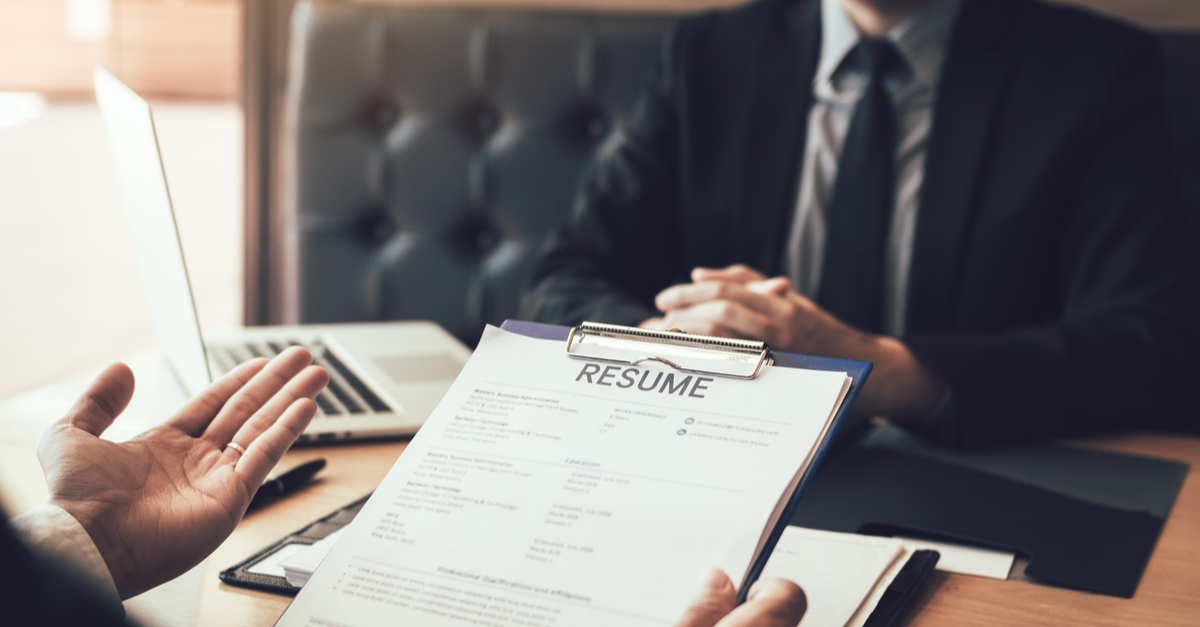 Resume Tip: 'Areas of Expertise'