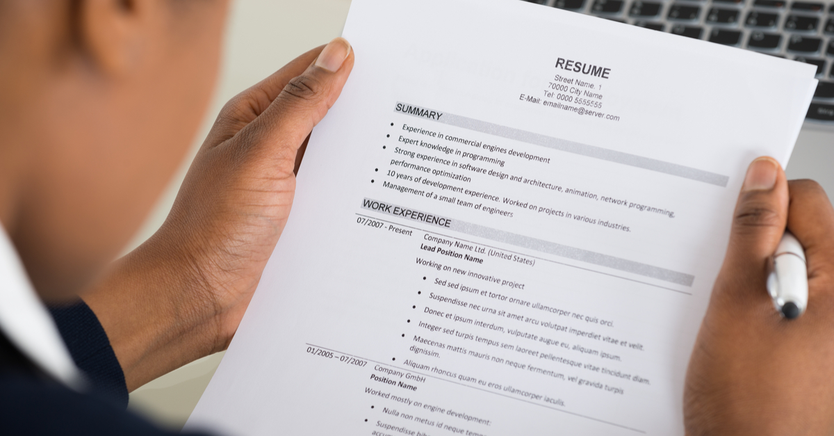 Gaps In Your Resume?