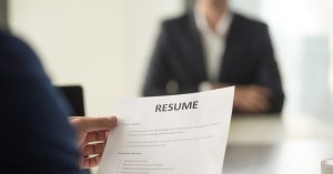 Keeping Your Resume Current