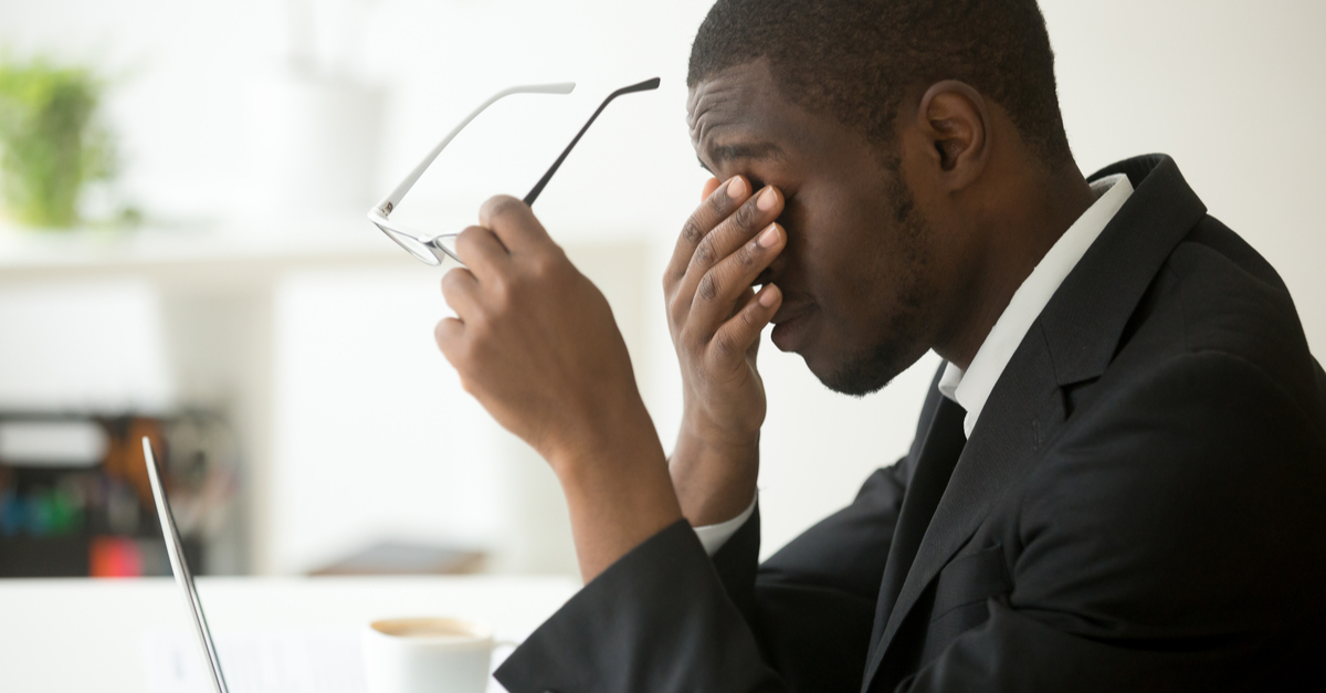 You are currently viewing Job Search Stress