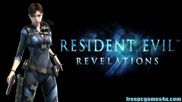 Resident Evil Revelations Full PC Game Free Download