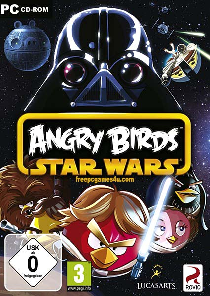 Angry Birds Star Wars Full Version Free Download Game For PC