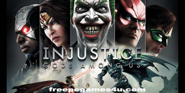 Injustice Gods Among Us PC Game Free Download - System Requirements