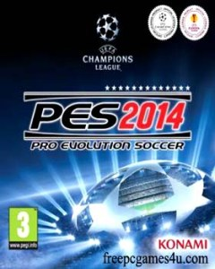 Pro Evolution Soccer 2014 Full PC Game Free Download - System Requirements