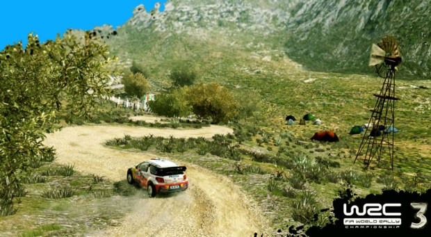 WRC World Rally Championship 3 PC Games