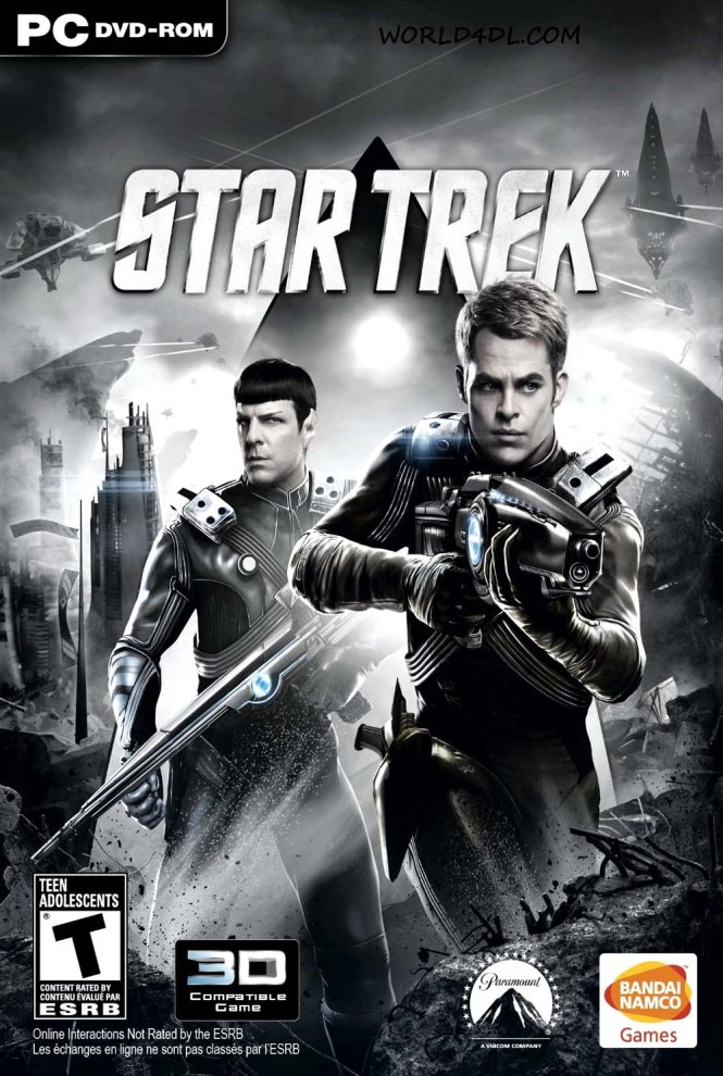 Star Trek PC Games Free Download