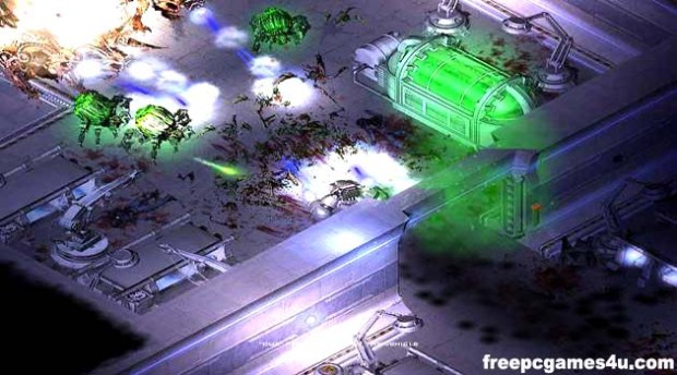 Alien Shooter 2 PC Game Free Download
