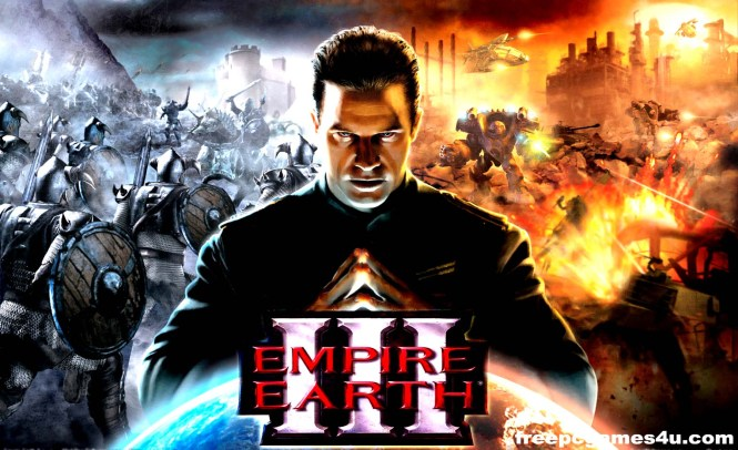 Empire Earth 3 Free Download Game