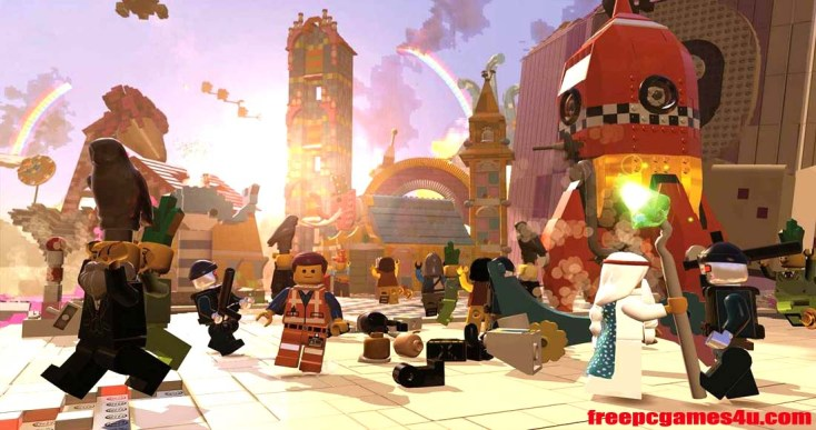 The Lego Movie Videogame Free Download Full Reloaded
